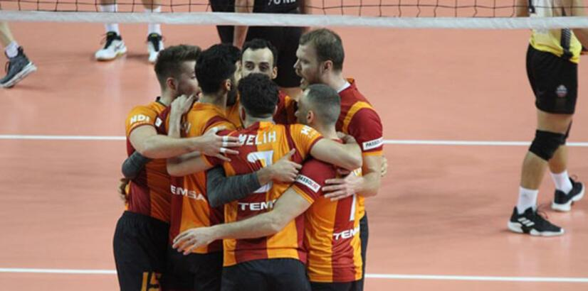 Galatasaray - Jeopark Kula Belediyespor: 3-2