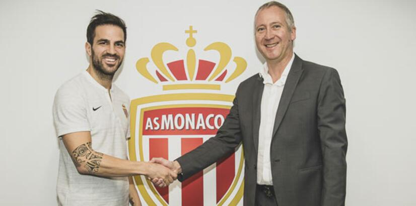 Fabregas, Monaco ile anlaştı!