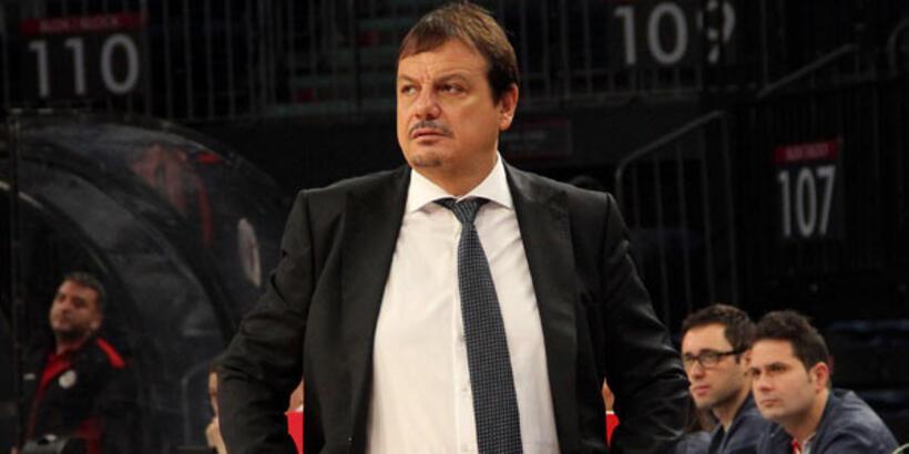 Ataman: İki Avrupa maçına rağmen iyi mücadele ettik