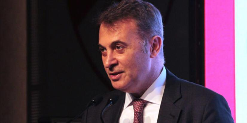 Beşiktaş'ta Yönetim Kurulu Başkanlığı'na Fikret Orman seçildi