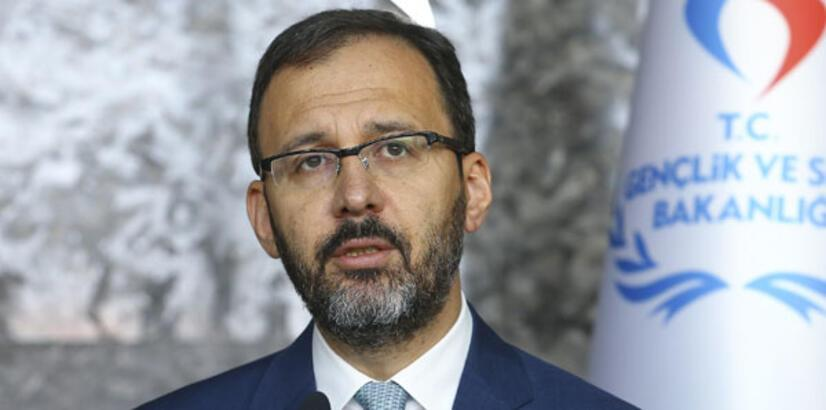 Bakan Kasapoğlu'ndan Halkbank'a tebrik!
