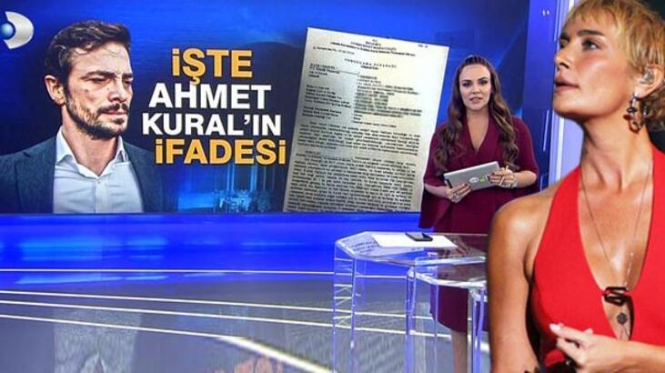 Kanal D Ana Haber Ahmet Kural'ın ifadesine ulaştı! Sıla ile aralarında ne geçti?