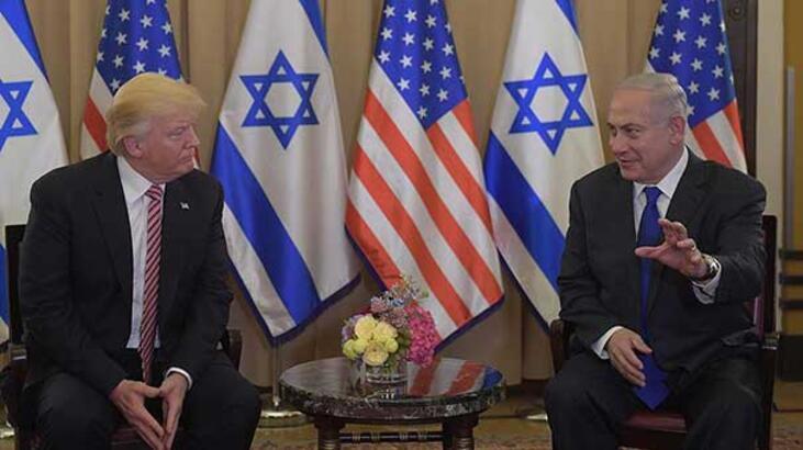 Netanyahu Trump'ı vazgeçirmeye çalışmış
