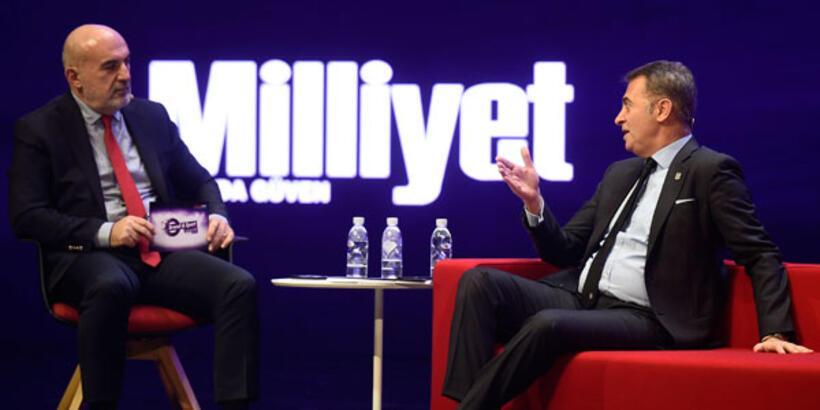 Fikret Orman: Türk sporunun globalleşmesi gerekiyor