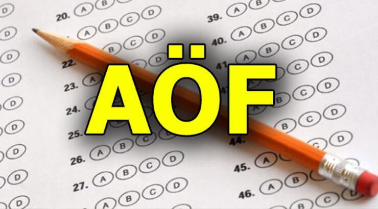 AÖF sınavları saat kaçta? AÖF sınav giriş yerleri nasıl sorgulanır?