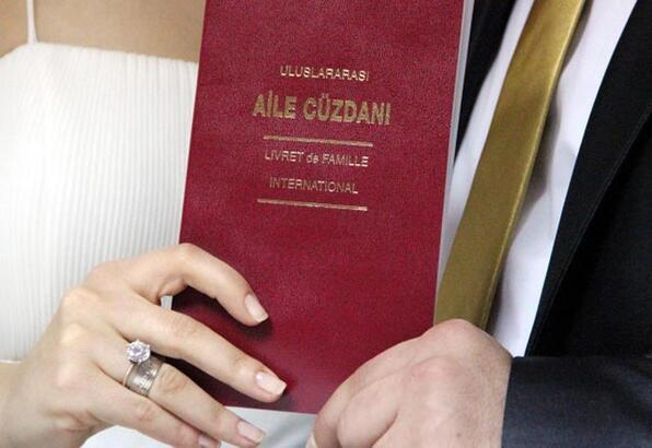Evlilik başvurusu için gerekli belgeler nelerdir?