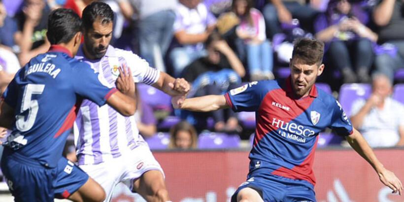 Valladolid 1 - 0 Huesca