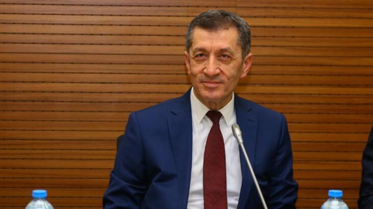 Milli Eğitim Bakanı Selçuk İzmir'de çalıştay ve toplantıya katıldı