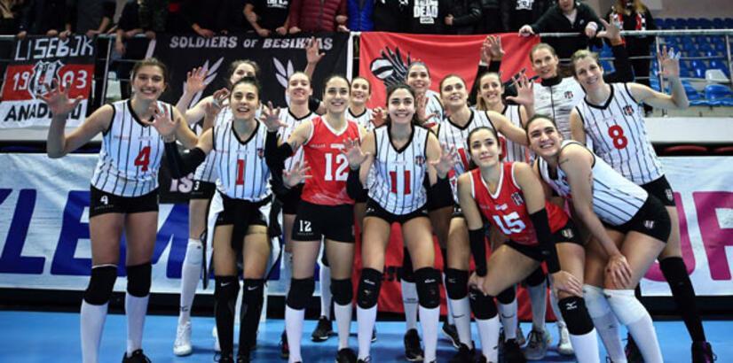 Beşiktaş -  Çanakkale Belediyespor: 3-1