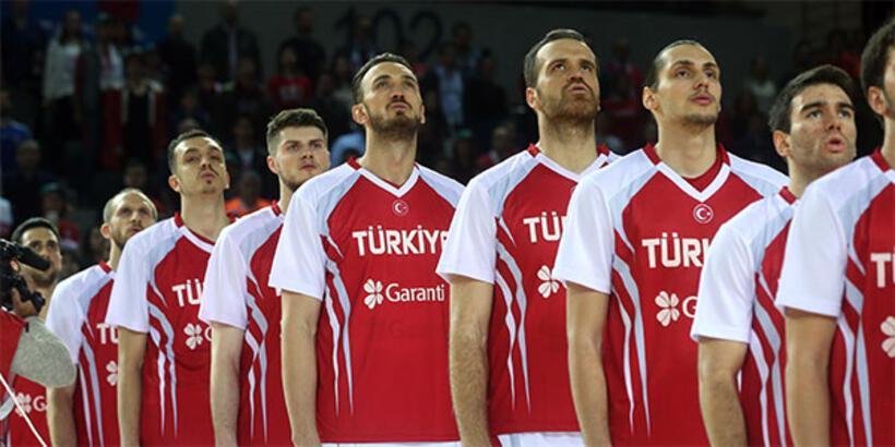A Milli Erkek Basketbol Takımı kampa giriyor