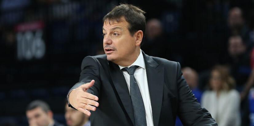 """Ergin Ataman: """"Bu akşam harika bir basketbol oynadık"""""""