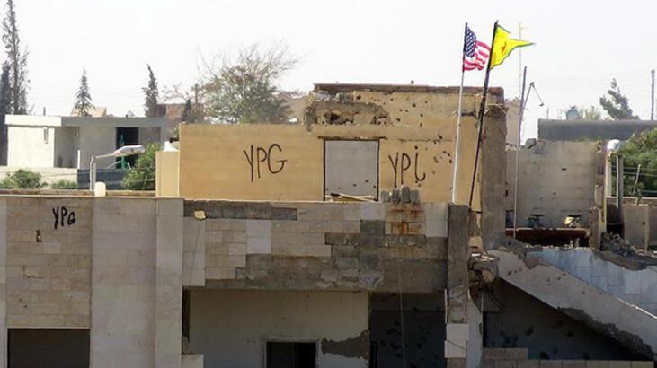ABD 2018'de YPG/PKK'nın işgal alanında yerleşti