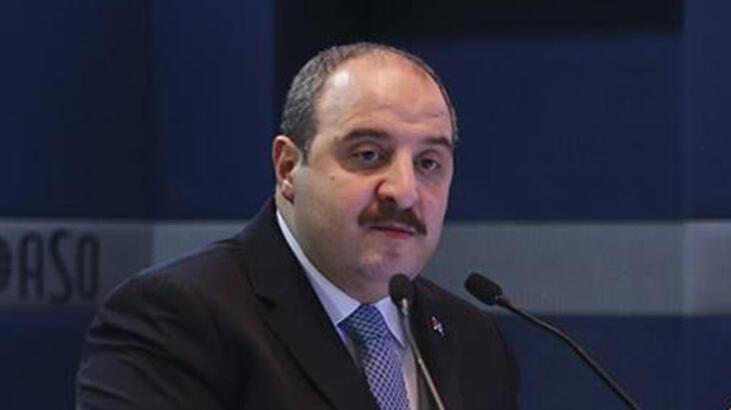 Bakan Varank: Amacımız Türkiye'yi ön sıralara taşıyacak girişimlere teşvik etmek