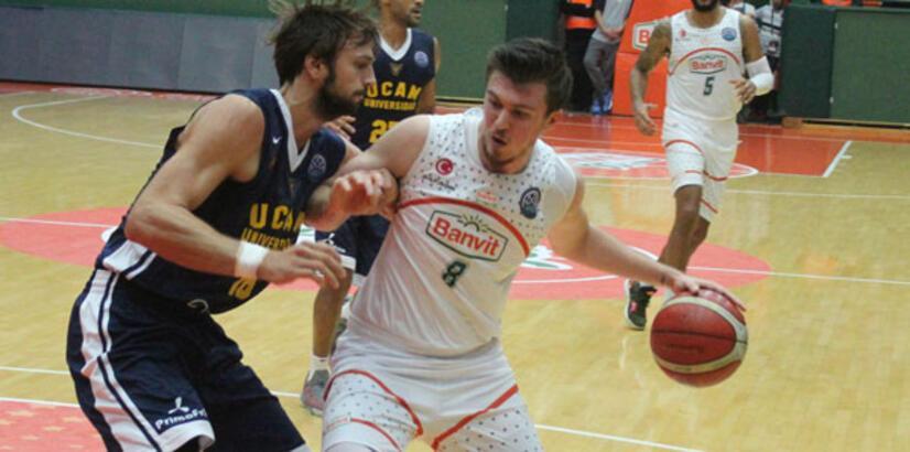 UCAM Murcia-Banvit:  86-71