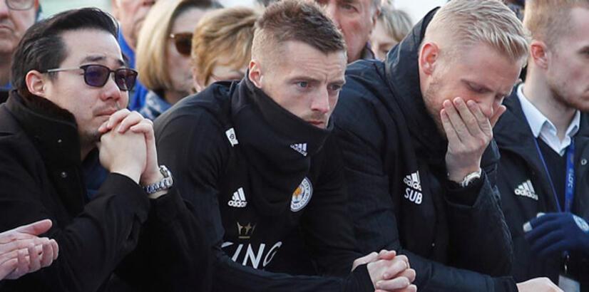 Leicester Cityli futbolcular cenazeye katılacak