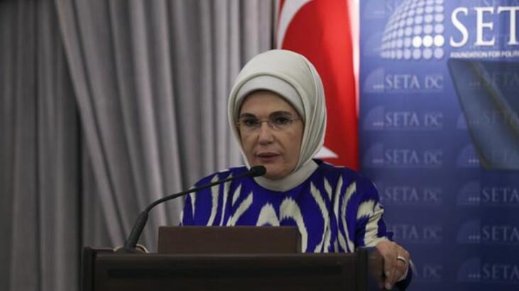 Emine Erdoğan: Kadınlara şans verin