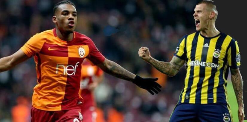 Galatasaray - Fenerbahçe derbi maçı muhtemel 11'leri! GS - FB derbi maçı hangi kanalda?