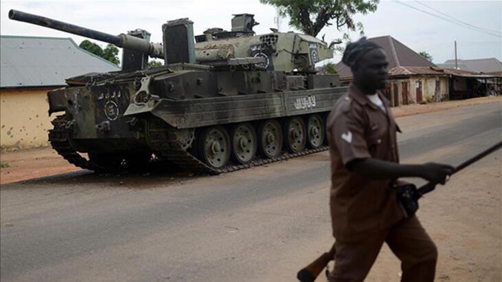 Boko Haram İHA'larla saldırmaya başladı