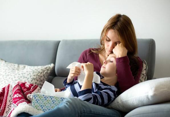 Çocuklarda görülen hastalıklara karşı alınması gereken önlemler
