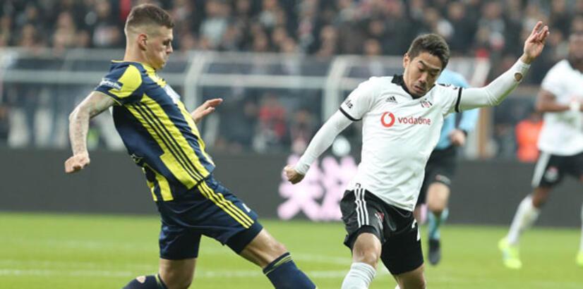 Nefes kesen derbi! Beşiktaş - Fenerbahçe: 3-3