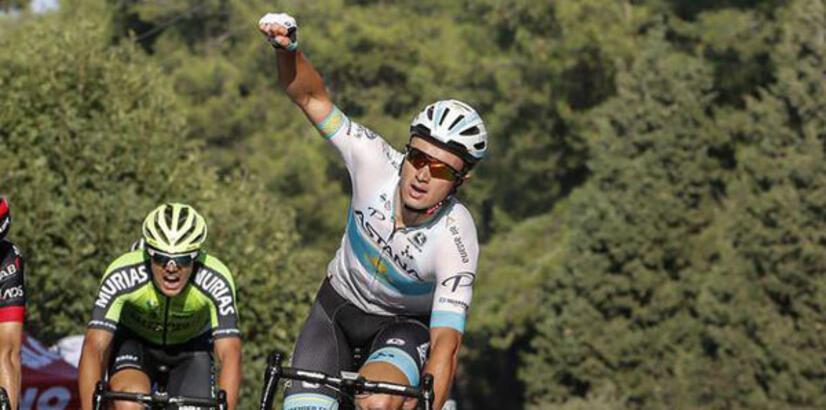 TUR 2018'de 4. etabı Alexey Lutsenko kazandı