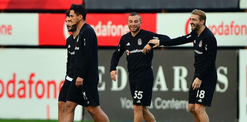Beşiktaş'ta Göztepe mesaisi!