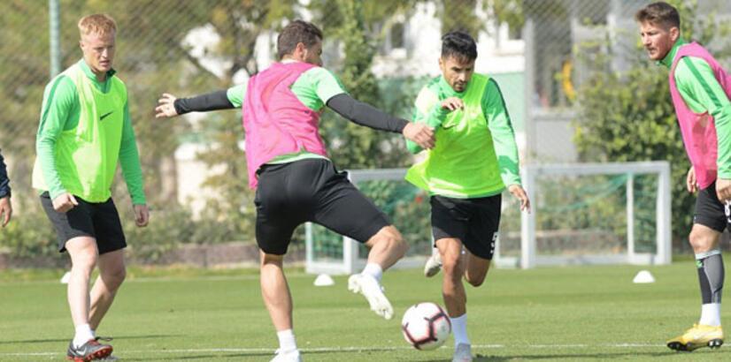 Atiker Konyaspor'da Çaykur Rizespor mesaisi