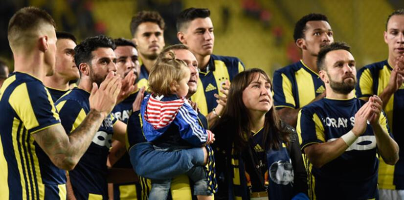 Fenerbahçe'nin Avrupa'da iç saha karnesi sağlam