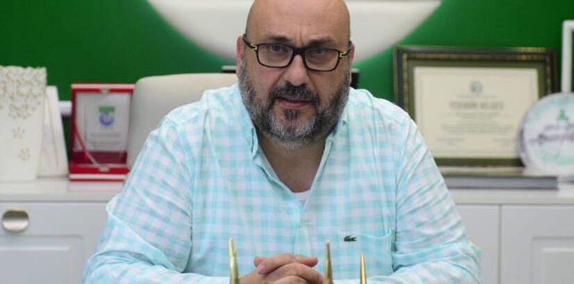 Giresunspor Başkanı Mustafa Bozbağ, Ankara'da hastaneye kaldırıldı