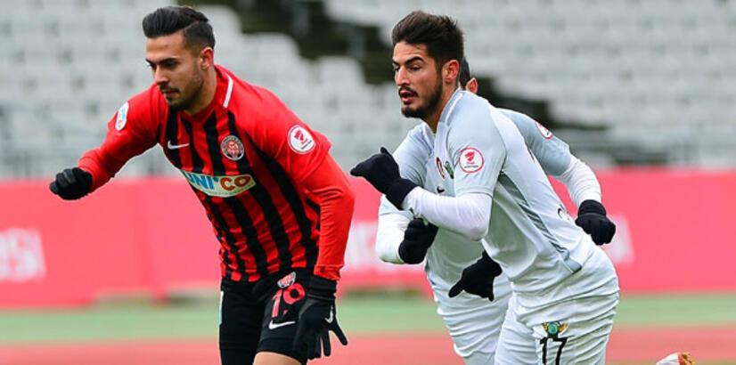 Fatih Karagümrük-Akhisarspor: 1-4