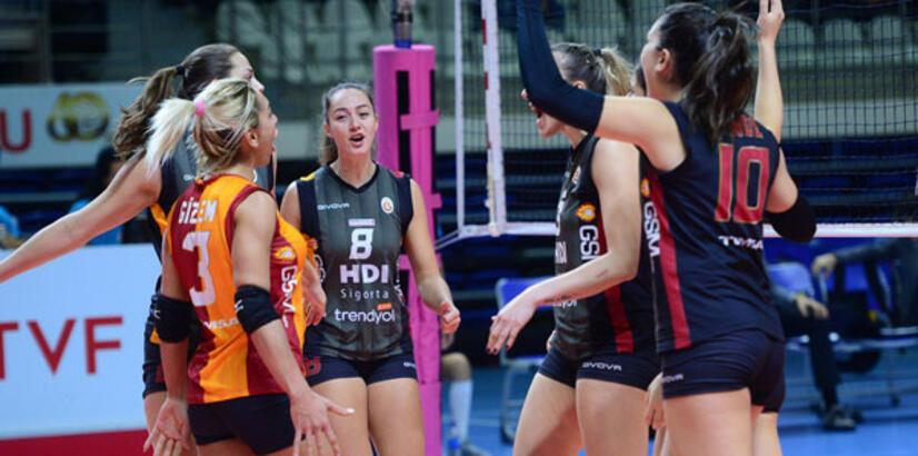 THY - Galatasaray HDI Sigorta: 0-3