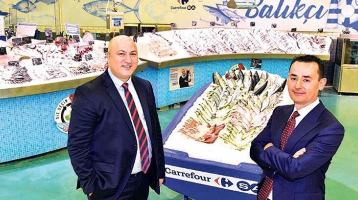 7 milyon TL yatırdı balık tüketimi arttı