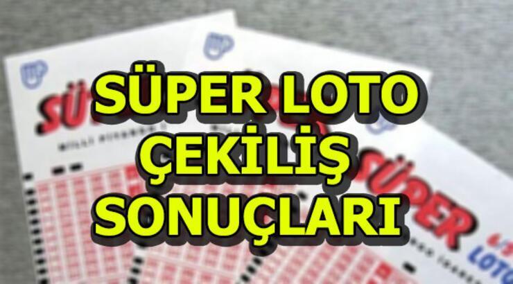 14 Mart Süper Loto çekiliş sonuçları açıklandı! İşte kazandıran numaralar