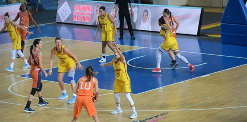 Nadezhda -  Çukurova Basketbol: 76-74