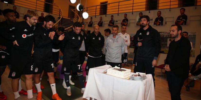 Tolga Zengin'in doğum günü kutlandı