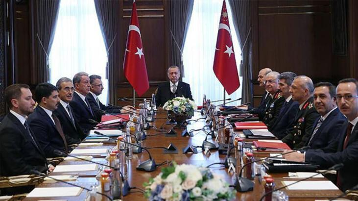 Son dakika | Erdoğan başkanlığındaki toplantıda çok önemli kararlar alındı