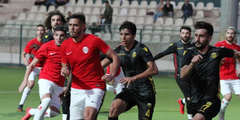 Yeni Malatyaspor, Antalyaspor'u ağırlıyor