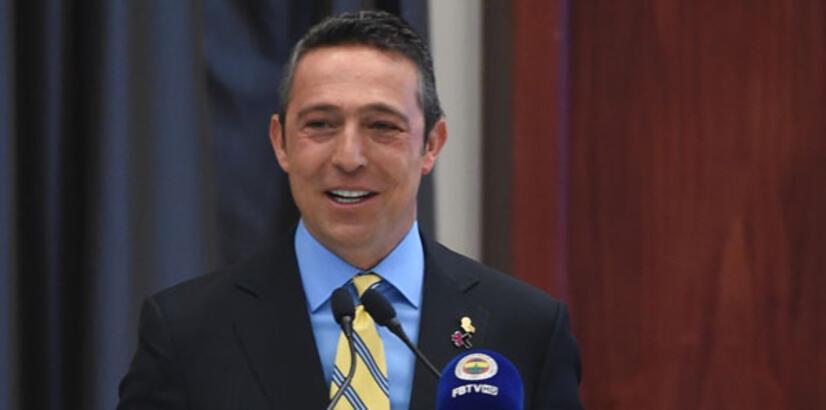 Ali Koç: Sadece santrfor transferi yapamadık