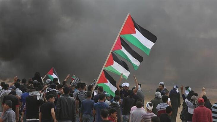 """Filistin'den İsrail'e """"uluslararası dava"""" uyarısı"""