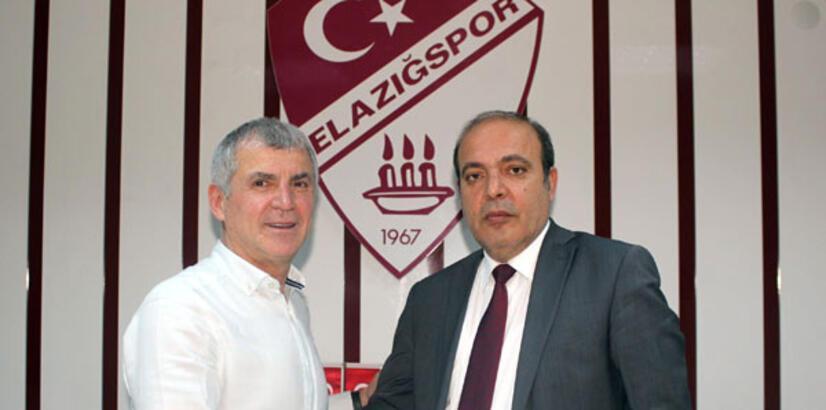 Elazığspor, teknik direktör Erhan Altın ile sözleşme imzaladı