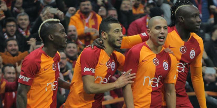 """Galatasaray """"dünyanın en büyük 30 kulübü"""" arasında"""