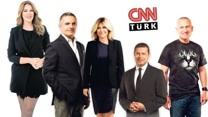 Cnn Türk'te renkli cumartesi