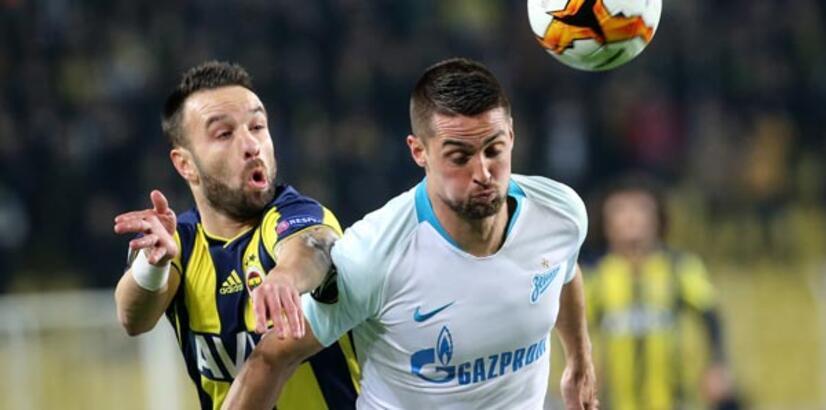 Fenerbahçe-Zenit: 1-0   İşte maçın özeti...