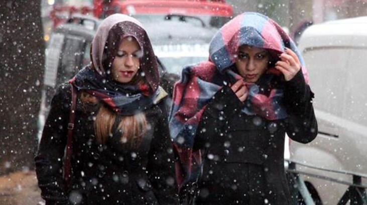 Son dakika... İstanbul için kar uyarısı geldi!