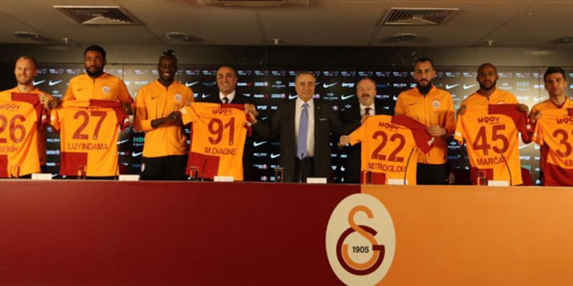 Galatasaray'da yeni transferler imzaladı! Cengiz'den flaş açıklamalar...