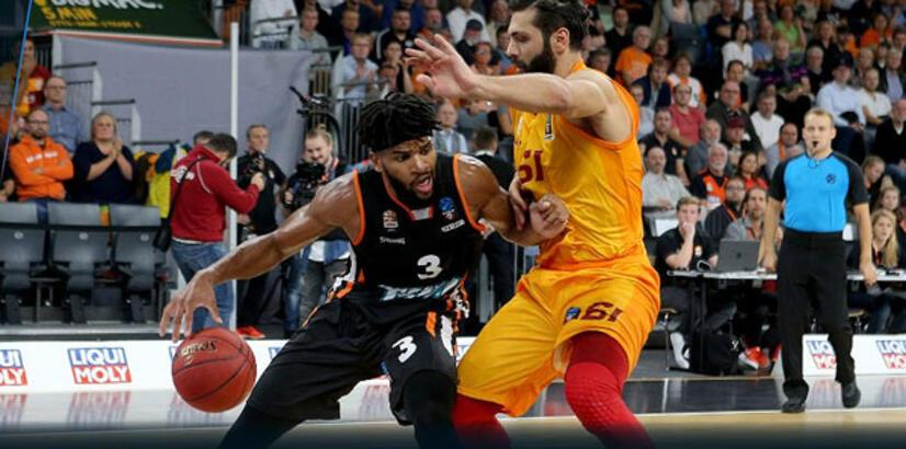 Ratiopharm Ulm - Galatasaray: 103-92