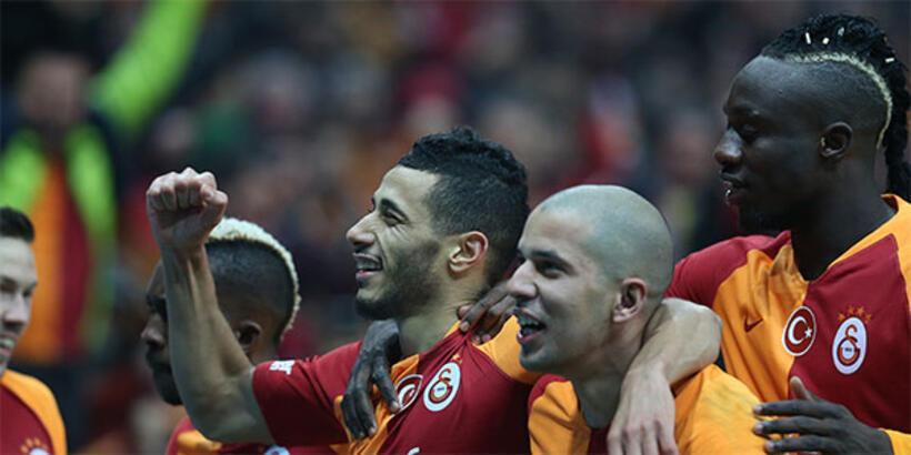 En fazla kazanan ve harcayan Galatasaray...