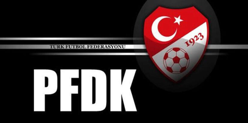 PFDK'dan 9 menajere ihtar