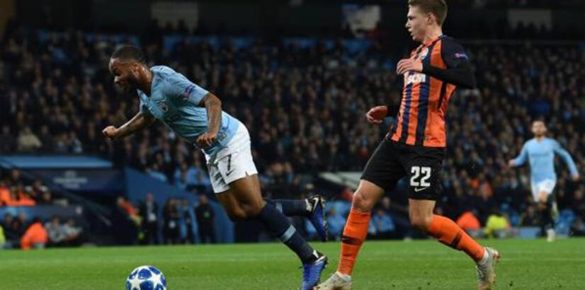 Manchester City için skandal penaltı kararı!