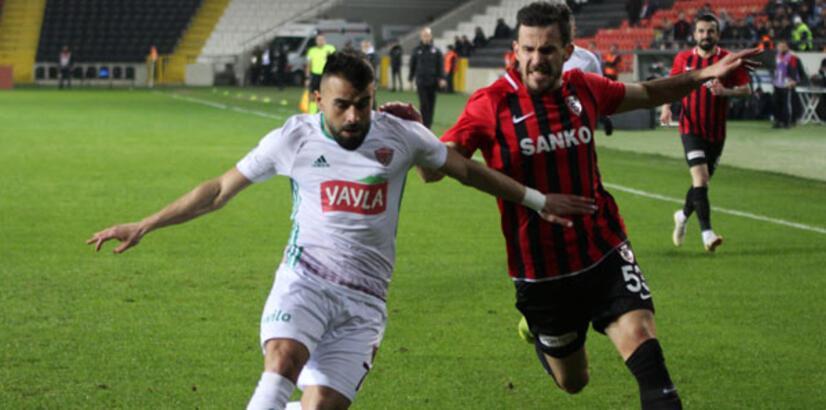 Gazişehir Gaziantep - Hatayspor: 2-0
